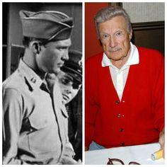 Warren Stevens-Air Force-WW2-(Actor)