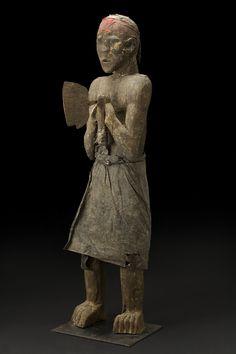 Africa - Vodun Sculpture - Fon People - Benin