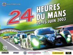 2003 24 Horas de Le MANS