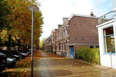 1e Pauwelandstraat, de straat waar ik ben geboren (1946)