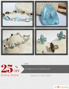 We are happy to announce 25% OFF our Entire Store. Coupon Code: MYBEACHSTORE5025 Min Purchase: 100.00 Expiry: 31-Dec-2015 Click here to view all products:  Click here to avail coupon: https://orangetwig.com/shops/AABCLyV/campaigns/AABfeyQ?cb=2015011&sn=MyBeachStore&ch=pin&crid=AABfezM