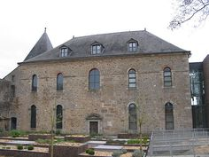 Mayenne - Castle -ARCHITECTURE CAROLINGIENNE, MAYENNE, 9::