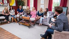 Wednesday, February 25th, 2015 | Home & Family | Hallmark Channel Ask the Family Now it is time for family members to answer questions from Facebook. Kym advises a viewer to use baking soda to help absorb oil and it also makes the hair look fluffier!