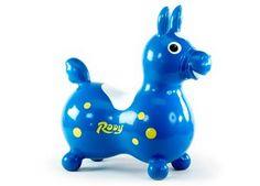 opblaasbaar paardje 'cavallo Rody'