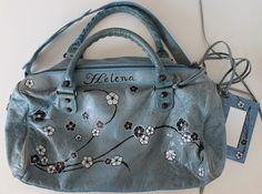 bolsa customizada por Juliana Ali