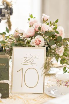 Glamorous English Garden Wedding At Laurel Hall Indianapolis | Photograph by Anya Albonetti Photography http://storyboardwedding.com/english-garden-wedding-laurel-hall-indianapolis/