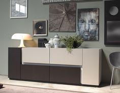 MDF sideboard with doors ELLE ELLE by Ronda Design | design Giovanni Luigi Gorgoni