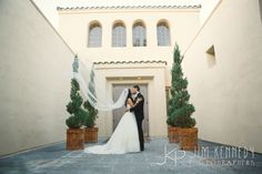 Love this brides long veil | Marbella Country Club wedding | Engaged Events | Events by Candice | Jim Kennedy Photographers