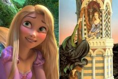 'Tangled' (2010) - The REAL Stories Behind Disney Movies You Never Knew - Photos