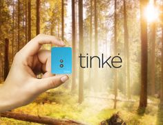 Tinké - Home - biofeedback device for iPhone (android one in the works too)