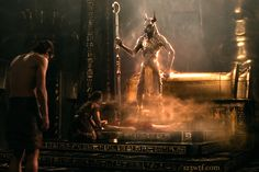 Death is a bitch. #godsofegypt #cinematography #movies #stills #images https://123wtf.me/2016/06/05/wtf-gods-of-egypt-2016/