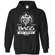 BASS Blood T-Shirt, Order HERE ==> https://www.sunfrog.com/Names/BASS-Blood-T-Shirt-4044-Black-Hoodie.html?47759, Please tag & share with your friends who would love it , #christmasgifts #birthdaygifts #renegadelife