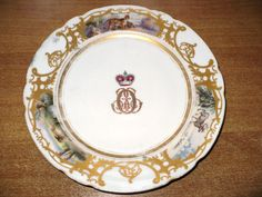 Imperial Russian Porcelain from the era of Alexander II