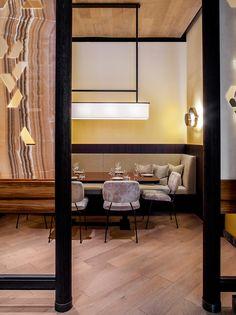 Tong Yen Restaurant by Gilles Et Boissier. Paris