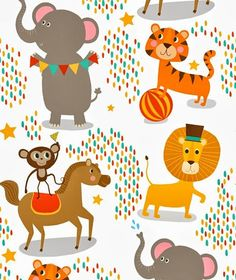 Cute animal print patterns - photo#10