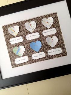 DIY Anniversary Gift super cute