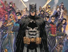 Imaginary Gotham - The art of Batman and his Universe. Nightwing, Batwoman, Batgirl, Batman Artwork, Batman Wallpaper, Arte Dc Comics, Im Batman, Superman, Batman Arkham