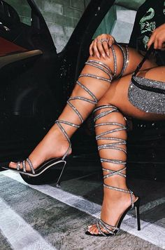 Stilettos, Stiletto Heels, Shoes Heels, Pumps, Prom Heels, Sexy Heels, Talons Sexy, Aesthetic Shoes, Lace Up Sandals