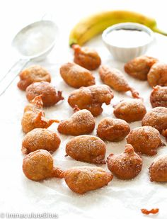 Banana fritters, Sierra leone and Fritters on Pinterest
