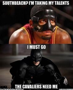 Kyrie Irving Batman Black Mask Cleveland Cavaliers Hero