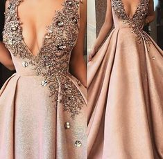 Unique prom dresses with hottest - Fashion Unique Prom Dresses, Evening Dresses For Weddings, Prom Party Dresses, Stunning Dresses, Elegant Dresses, Pretty Dresses, Evening Gowns, Ball Gown Dresses, Dress Up