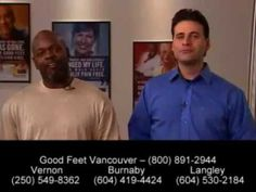 Stop Foot Pain, Insert Comfort - Heel Pain Arch Back Pain Plantar Fasciitis -- Good Feet Vancouver - YouTube #back_pain #Vancouver #foot_pain #plantar_fasciitis