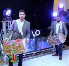 Dhol Players - Indian Musicians