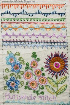 Million Little Stitches: Take a Stitch on Tuesday