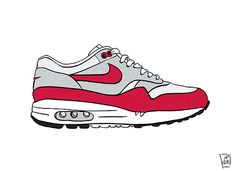 Air max one by the ill suite