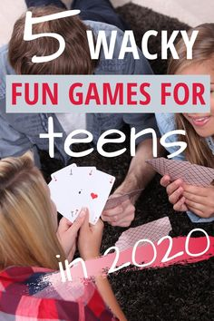 Beyond the music, snacks and drinks, check out these five fun games for teens that will keep the party going for hours and leave their friends bragging about it at school for weeks to come. While teenagers can be quite the handful, these games will keep them entertained for hours and most importantly, out of mischief and off their electronics.#FunGamesforTeens