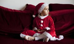 Why I Don't Take My Daughter to See Santa | The Huffington Post