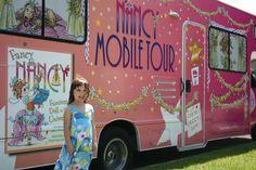 Fancy Nancy Mobile Tour