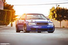 Audi S4 Turbo Stanced