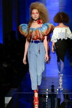 Jean Paul Gaultier Couture Spring 2017