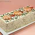 Scallop terrine, salmon and shrimps with lemon cream - Peche de gourmandise Plus pasta rezept healthy pasta recipes Brunch Appetizers, Brunch Recipes, Salmon And Shrimp, Lemon Salmon, Cuisine Diverse, Party Finger Foods, Lemon Cream, My Best Recipe, Mousse