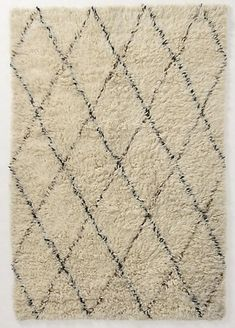 Shaggy wool is drawn with a precise argyle arrangement. Wool Professionally clean Imported Prices range from $598.00–$2,698.00
