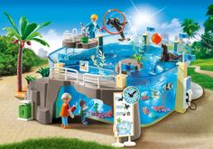 Playmobil Beach Sand Scenery Parasol Toys /& More for Summer Fun Park Hotel