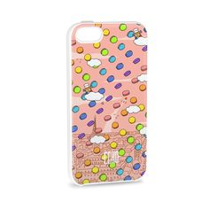 Macaroons in Paris Case ECHO X Fu Aluminum iPhone 5 Case