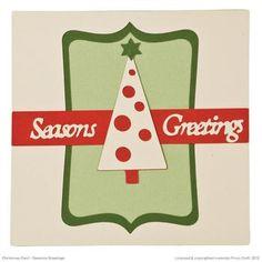 Christmas Cards Season's Greetings