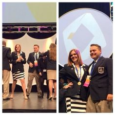 #decaicdc on Instagram @Maddie Redmond WE ARE INTERNATIONAL FINALISTS ☺️ #decaicdc