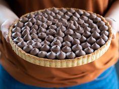Kawowa tarta z mascarpone - Przepis Pie, Recipes, Gastronomia, Mascarpone, Kuchen, Torte, Cake, Fruit Cakes, Recipies