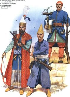 janissaries the elite of the ottoman army how were they recruited and trained Brief history timeline.