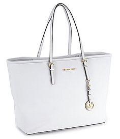 70fa827594911b Micheal Kors white bag Michael Kors Handbags Discount, Cheap Michael Kors  Purses, Michael Kors