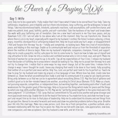 Day 1-7 // Day 8-14 // Day 15-21 // Day 22-28 // Day 29-30 These prayers are adapted from Stormie Omartian's and. They work well with the days of the month. They've also come out now wi…