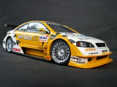 Opel Astra V8 Coupe
