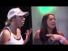 Tamar Braxton & Val 11.2.15 Dancing With The Stars - YouTube