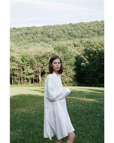 *white shirt dress, la garconne