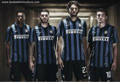 Inter Milan 15/16 Nike Home Football Shirt | 15/16 Kits