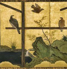 Philadelphia Museum of Art. Japanese Painting, Japanese Art, Philadelphia Museum Of Art, Painted Doors, Chinoiserie, Boxes, Gardens, Science, Paintings