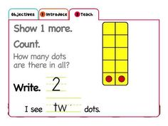 Ten Frame Arithmetic: Count to 10